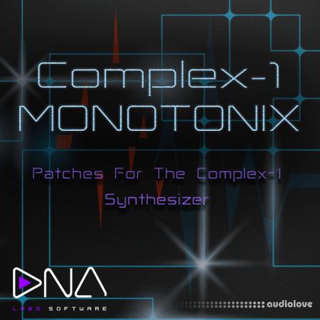 DNA Labs Software Complex-1 Monotonix ReFill