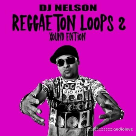 Dj Nelson Reggaeton Drums 2 WAV