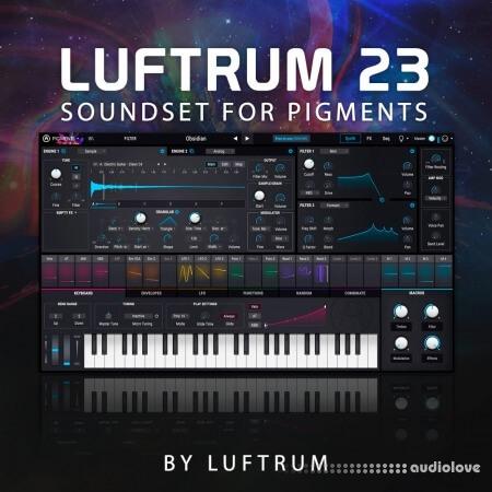 Luftrum Sound Design Luftrum 23 Synth Presets
