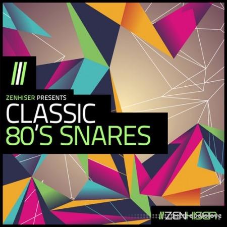 Zenhiser Classic 80s Snares WAV