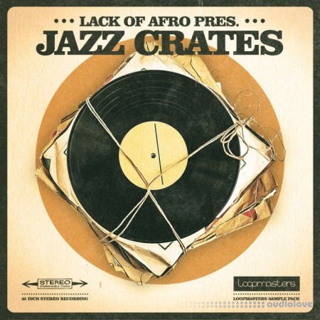 Loopmasters Lack of Afro Presents Jazz Crates WAV REX