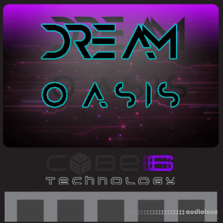DNA Labs Software Cube 6 Technology Parsec 2 Dream Oasis