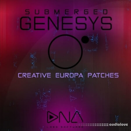 DNA Labs Software Europa Submerged Genesys ReFill
