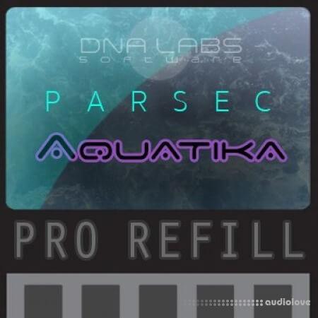 DNA Labs Software Parsec Aquatika Pro ReFill
