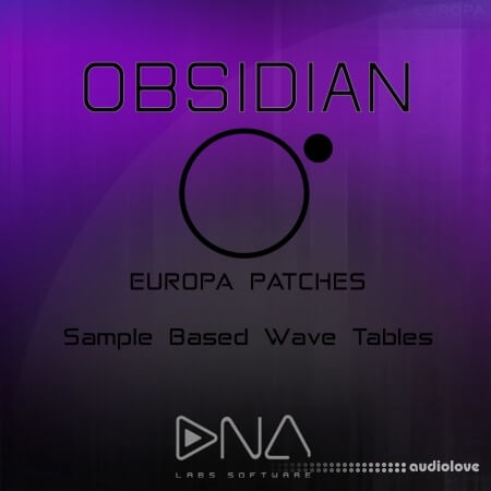 DNA Labs Software Europa Obsidian ReFill