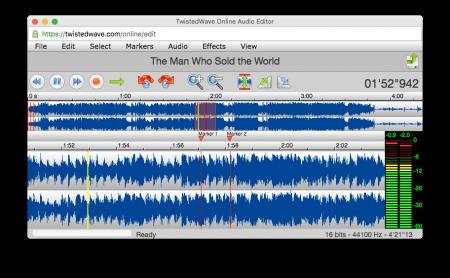 TwistedWave v1.24 MacOSX