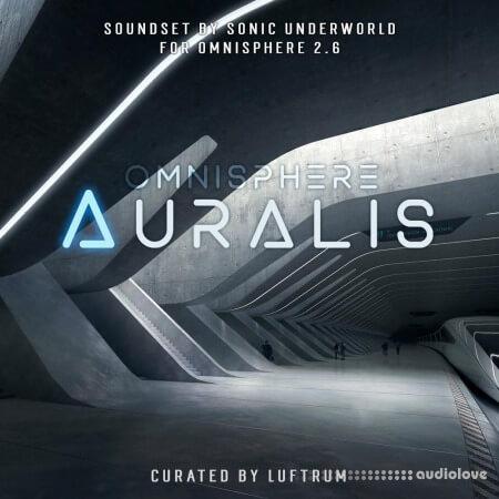 Luftrum Sound Design Auralis Synth Presets