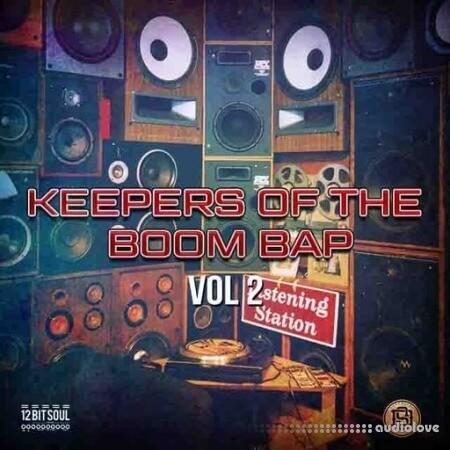 Divided Souls 12 Bit Soul-Keepers of the Boom Bap Volume 2 WAV