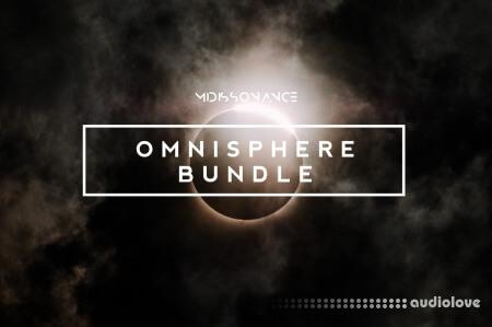 MIDIssonance Omnisphere Bundle Synth Presets