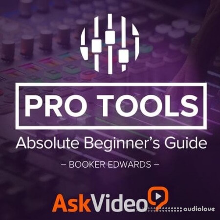 macProVideo Pro Tools 12 100: Absolute Beginner's Guide TUTORiAL