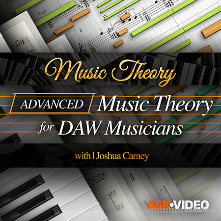 Ask Video Music Theory 110 Advanced Music Theory for DAW Musicians TUTORiAL