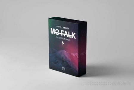 TEAMMBL Artist Series Mo Falk for Serum Synth Presets