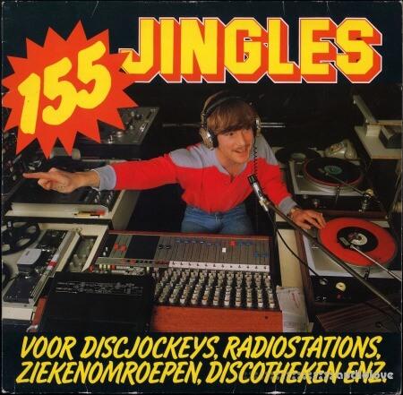Ren Groot 155 Jingles Voor Discjockey's Rip Vinyl