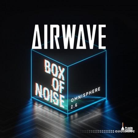 PlugInGuru Airwave Box of Noise Synth Presets