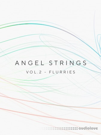 Auddict Angel Strings Vol.2 Flurries KONTAKT