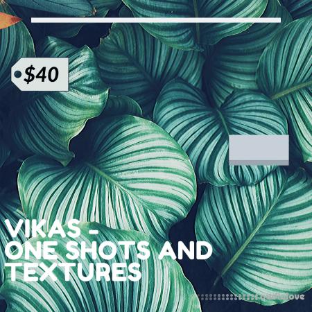 Vikas One Shots +Textures Vol.1 WAV