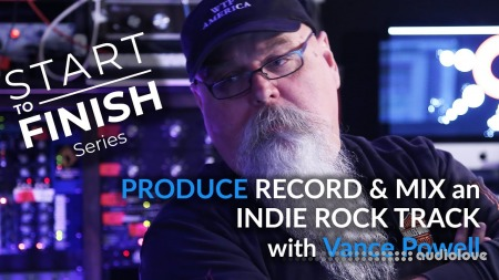 PUREMIX Start to Finish Vance Powell Episode 3 Getting Guitar And Drum Sounds TUTORiAL