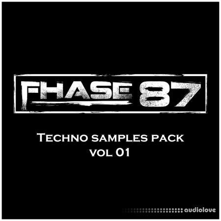 Fhase87 Techno Samples Pack 1 WAV