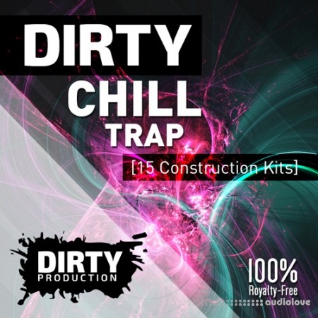 Dirty Production Dirty Chill Trap Kits WAV MiDi DAW Templates