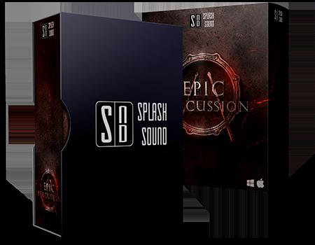Splash Sound Epic Percussion v1.1 KONTAKT