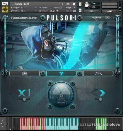 Pulsesetter Sounds Pulsor I KONTAKT