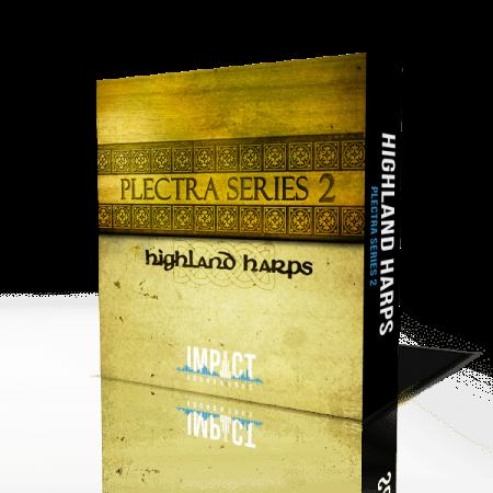 Impact Soundworks Plectra Series 2: Highland Harps KONTAKT ReFill