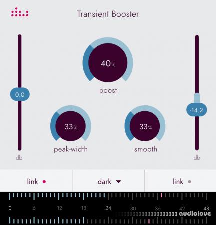 Denise Transient Booster v1.1.0 WiN MacOSX