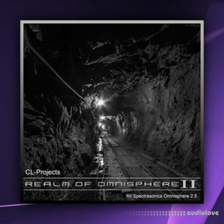 CL-Projects Realm of Omnisphere II Synth Presets