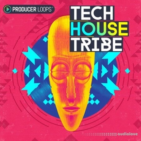 Producer Loops Tech House Tribe MULTiFORMAT