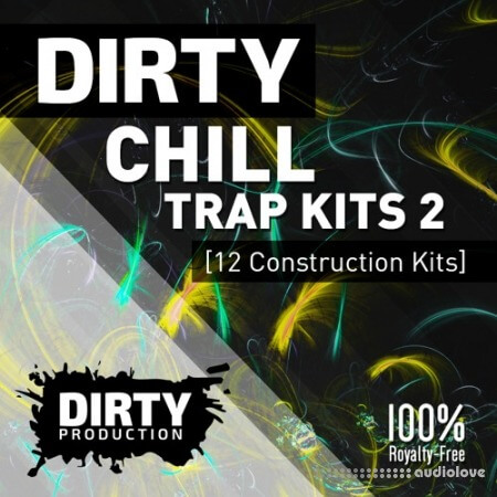 Dirty Production Dirty Chill Trap Kits 2 WAV MiDi