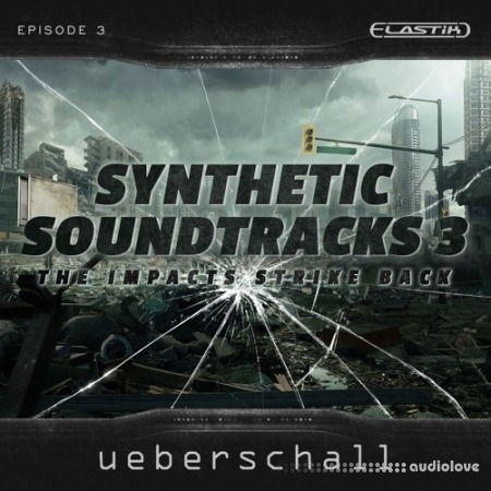 Ueberschall Synthetic Soundtracks 3 Elastik
