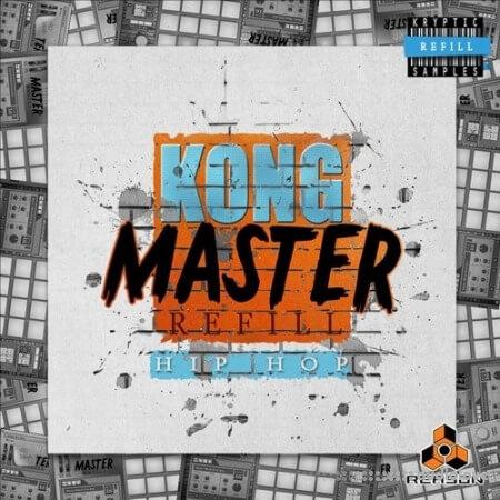 Kryptic Samples Kong Master Hip-Hop
