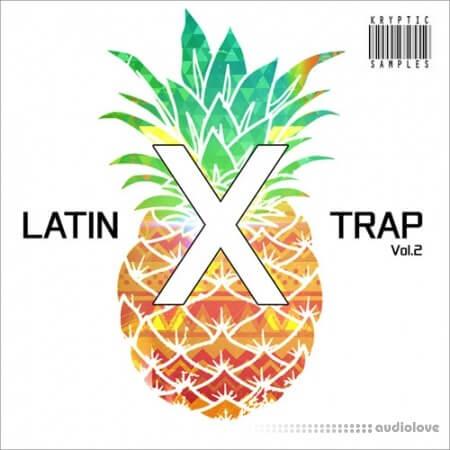 Kryptic Samples Latin X Trap Vol.2 WAV MiDi