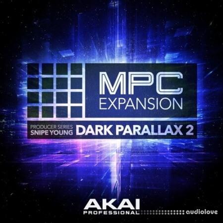 AKAI MPC Expansion Dark Parallax 2