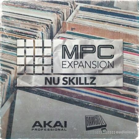 AKAI MPC Expansion Nu Skillz