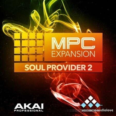 AKAI MPC Expansion Soul Provider 2 (RETAiL) MPC WiN MacOSX