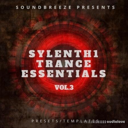 Soundbreeze Sylenth1 Trance Essentials Vol.3 Synth Presets MiDi DAW Templates