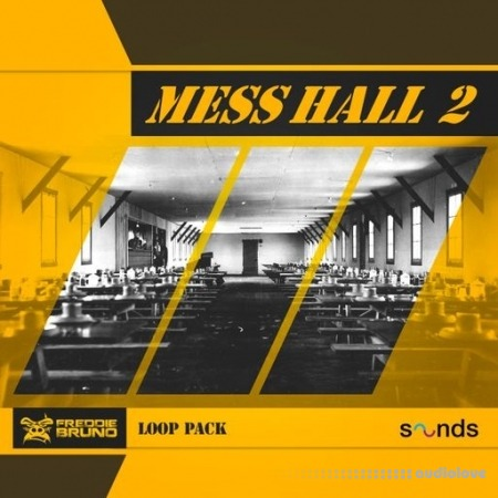 Freddie Bruno Mess Hall 2 WAV