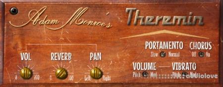 Adam Monroe Music Theremin