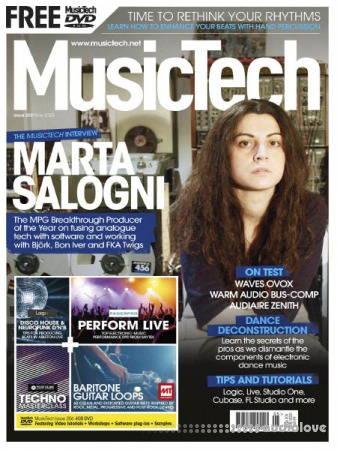 MusicTech - May 2020