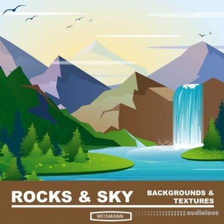 Weismann Rocks and Sky WAV