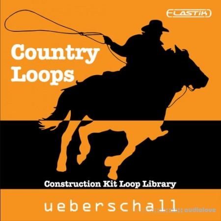 Ueberschall Country Loops Elastik