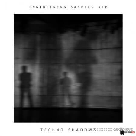 Engineering Samples RED Techno Shadows WAV MiDi