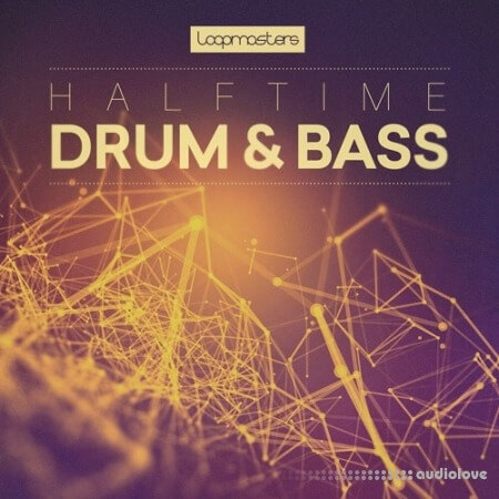 Loopmasters Halftime Drum and Bass MULTiFORMAT