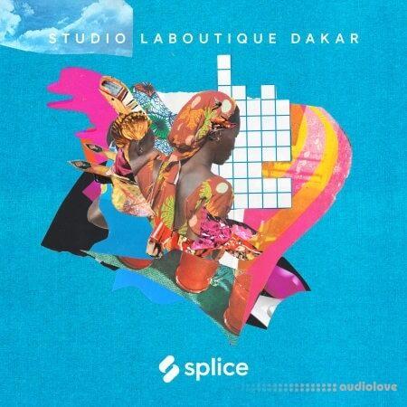 Splice Sessions Studio LaBoutique Dakar WAV
