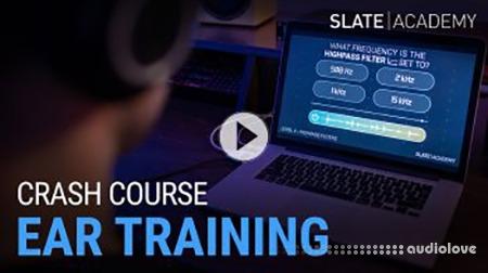 Slate Academy Ear Training Crash Course TUTORiAL