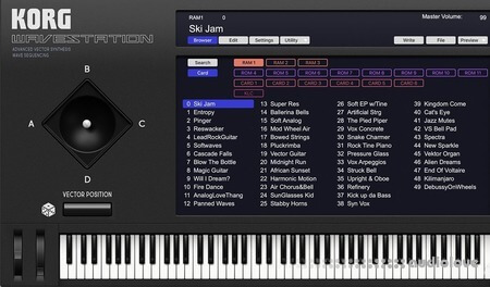 KORG WAVESTATION 2.0.2 WiN