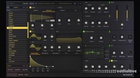 Initial Audio 808 Studio II