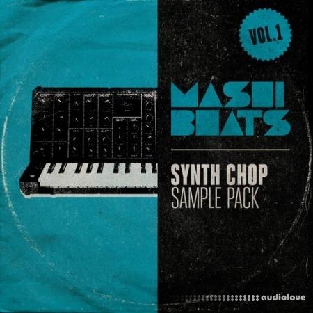 MASHIBEATS Sample Packs Synth Chop Vol.1 WAV