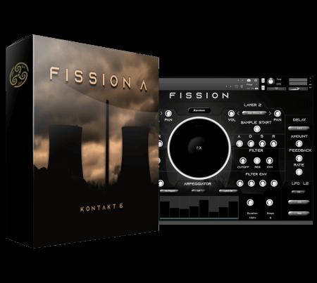 Triple Spiral Audio Fission A KONTAKT